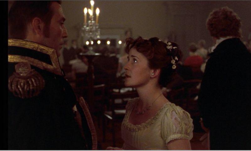 Anne Elliot & Capt. Wentworth